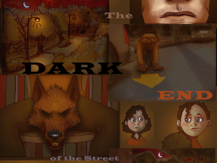 Dark End of the Street - Character/ Story Development
