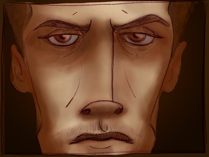Dark End of the Street – Character/Story Visual Development