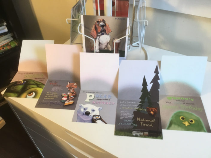 Dogtown Hydrations Greeting Cards